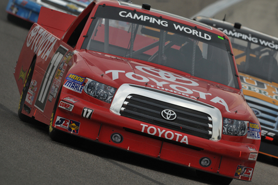 NASCAR Truck Series Opens Today