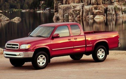 Toyota Recalls 2001-03 Tundra Pickups