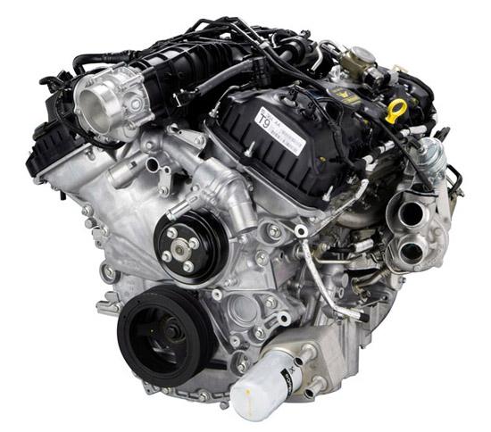 EPA: 4-Cylinder, 8-Speed Turbocharged Toyota Tundra