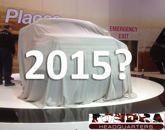 2015 Toyota Tundra What to Expect - 2014 Shortfalls?