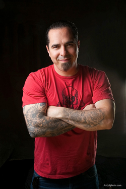 Tattoo Artist Corey Miller - 2014 Toyota Tundra