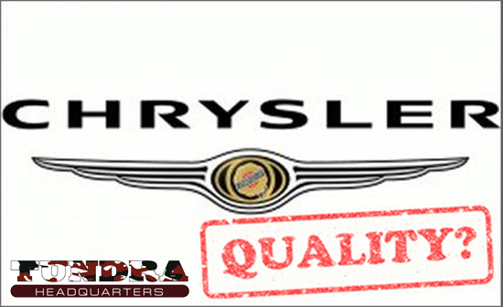 Chrsyler Touts Quality in New Ad Campaign - Seriously?