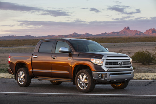 2014 Toyota Tundra Driving Review - Coming Soon