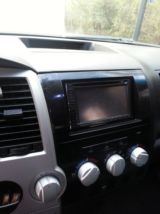 Toyota Tundra 1SICTOY - Featured Truck