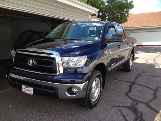 2013 Toyota Tundra CrewMax Limited - Tim's truck