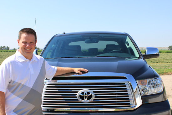 2013 Toyota Tundra CrewMax Limited - TundraHeadquarters.com Review