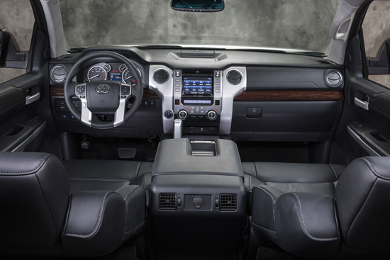 2014 Toyota Tundra Interior - Quick Review