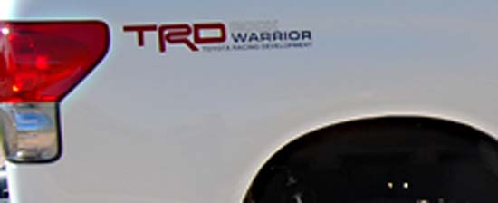 2014 Toyota Tundra Rock Warrior Package DEAD - New Truck Coming