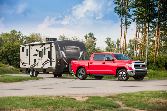 Toyota Wins Texas Distinguished Service Award - Truth in Towing