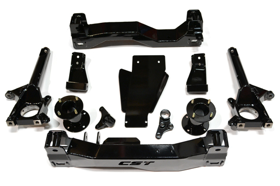 "CST Suspension Offers New 7"" Lift - 2007-2013 Toyota Tundra 4WD"