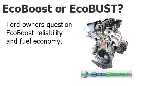 Ford truck owners question value of EcoBoost