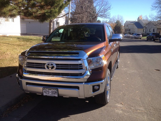 What We Are Driving - 2014 Toyota Tundra CrewMax 1794 Edition
