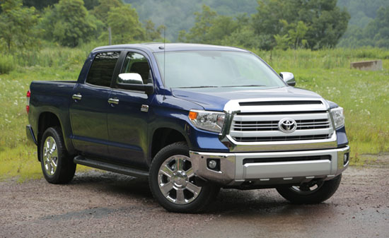 Toyota Tundra Cleans Up on 2013 Consumer Reports Reliability Rankings