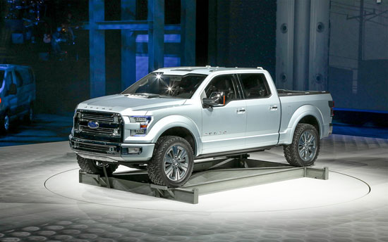 2015 Ford F-150 - The Aluminum Gamble