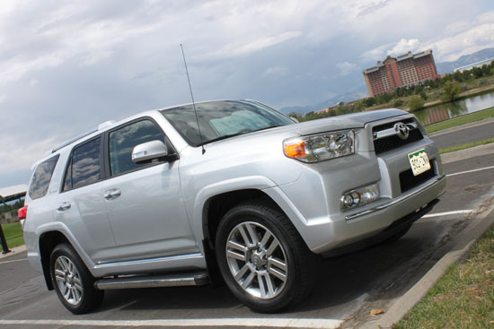 2013 Toyota 4Runner Limited Review - Still Capable