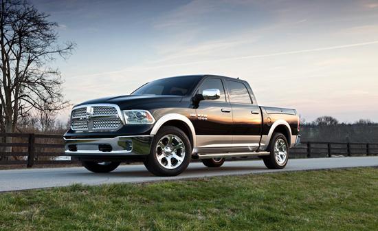 Chrysler Recalls Certain 2013 Ram 1500 Models with Transmission Shaft Issue