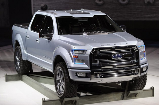 2015 Ford F-150 Delayed? Aluminum Production Problem