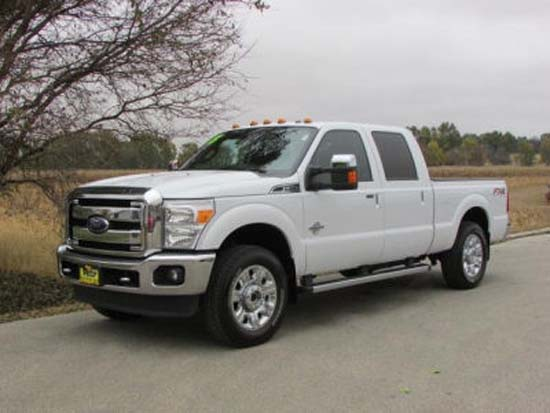 Consumer Reports F-250 - 2013 Worst Pickup Value