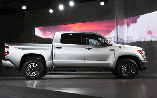 Does the Toyota Tundra Need to Go on a Diet?