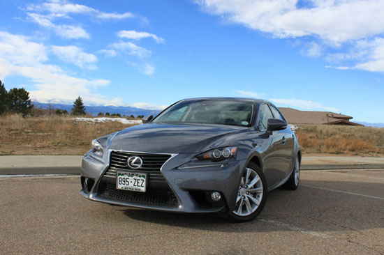 Lexus IS 250 AWD - Truck Guy Review