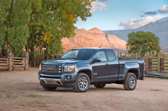 2015 GMC Canyon Revealed - What You Need to Know