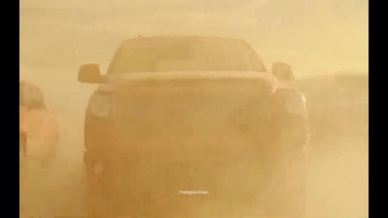 Toyota Will Unveil New Off-Road Tundra at 2014 Chicago Auto Show
