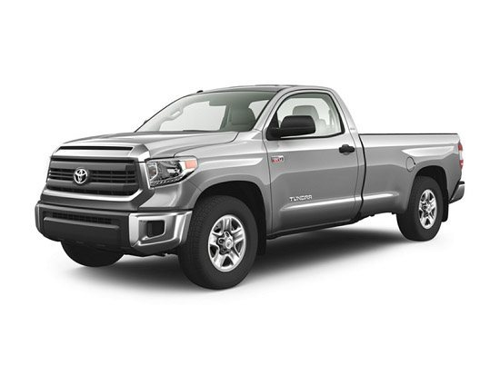 2015 Toyota Tundra Regular Cab Option Discontinued?