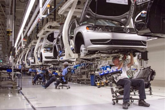 UAW Vote Fails at VW Tennessee Plant