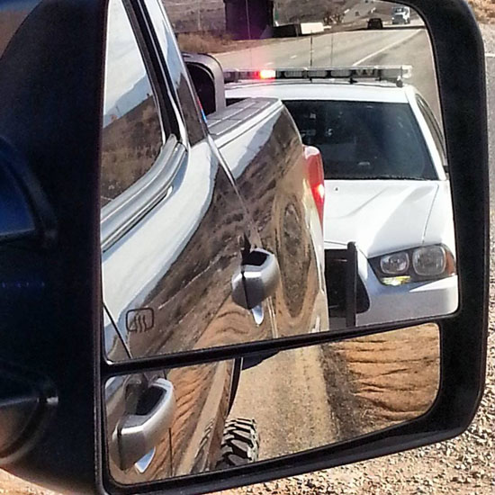 2013 Toyota Tundra Project XU - Police