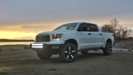 2010 Toyota Tundra Rock Warrior - Featured DAILY DRIVER Truck