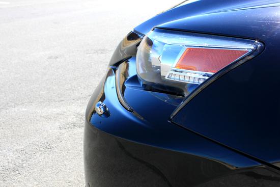 2014 Lexus IS 350 Review - Front Profile