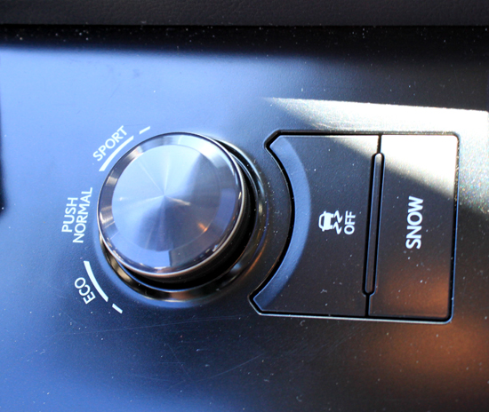 2014 Lexus IS 350 Review - Driving Modes