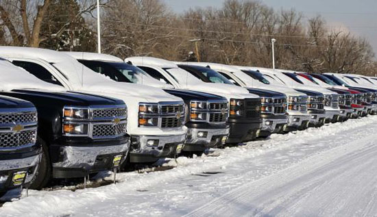 GM To Wall Street - Maintain Full-Size Truck Pricing, Limit Incentives
