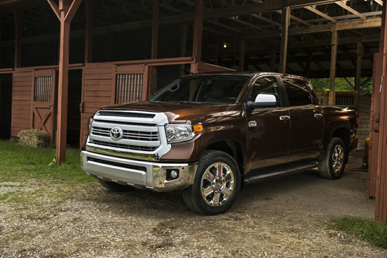 March 2014 Truck Sales Figures - Big Month for Tundra