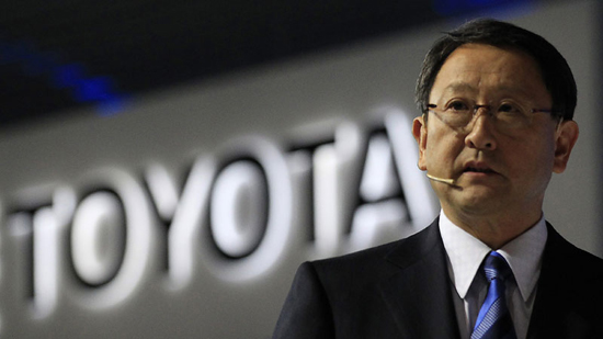 Akio Toyoda - Acceleration Recalls Are Turning Point