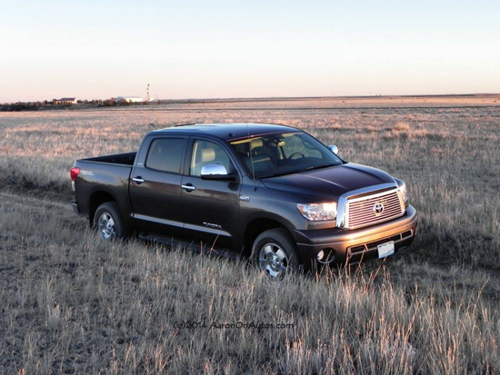 Toyota Tundra April 2014 Sales Report - Up Again