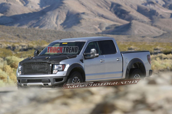 New Ford Raptor Spied, Lighter, Small Engine - Tundra TRD Pro Competitor?
