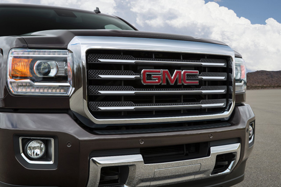 2015 GMC 2500 All Terrain Unveiled - Not an Off-Road Pickup