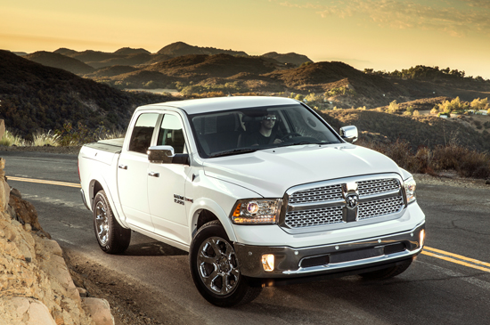 Ram's Growth Good/Bad for Chrysler - EPA Credits, CAFE Fines, New Powertrains