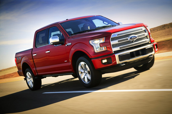 Ford F-150 Order Bank Opening Soon - Poor Timing?