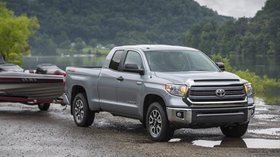 June 2014 U.S. Truck Sales - Toyota Tundra Slips