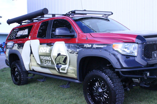 2014 Toyota A.R.E. Ultimate Fishing Tundra - Featured Vehicle