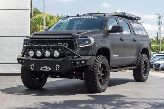 Devolro Diablo Toyota Tundra Apocalypse Beast - Featured Truck