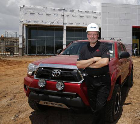 Toyota Dealers Hope HQ Move Sparks Tundra Improvements