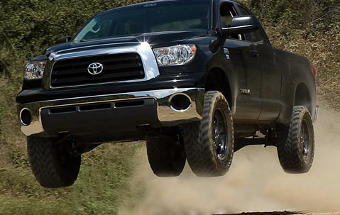 Do Toyota Tundra Trucks Have a Struck/Shock Issue?