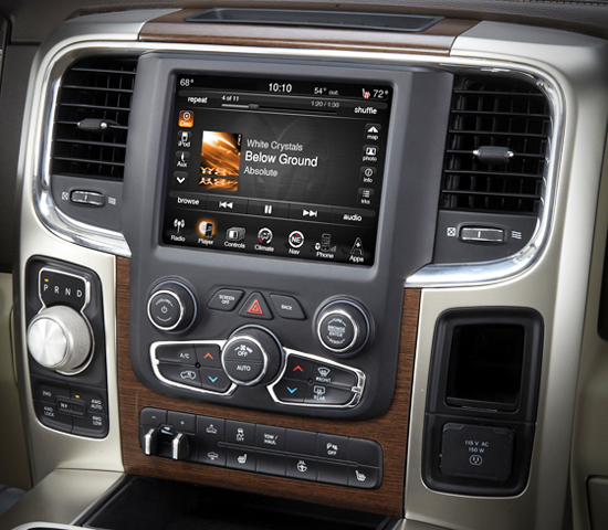 New Ram 1500 Owners Report Radio Problems | Tundra