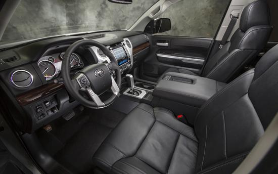 Toyota Recalls 130,000 2014 Tundra Trucks - Side Airbag Install Flaw
