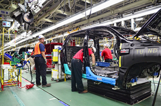 Toyota Looks to Build Mexico Plant - A New Truck Plant?