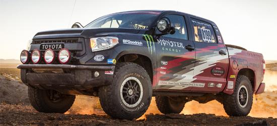 2015 Toyota Tundra TRD Pro Desert Race Truck