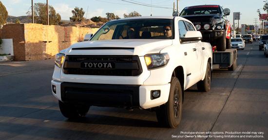 2015 Toyota TRD Pro Begins Baja 1000 Race